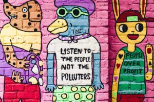 Sustainability - listen to the people not the polluters