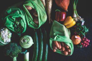 opbevar frugt og grønt korrekt for længst holdbarhed