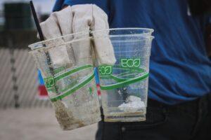 plastik glas - greenwashing